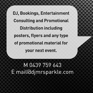 Distribution DJ Mr Sparkle