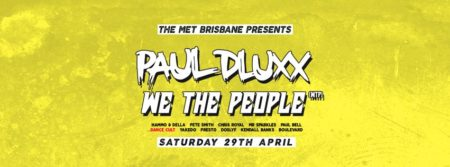 paul dluxx and we the people