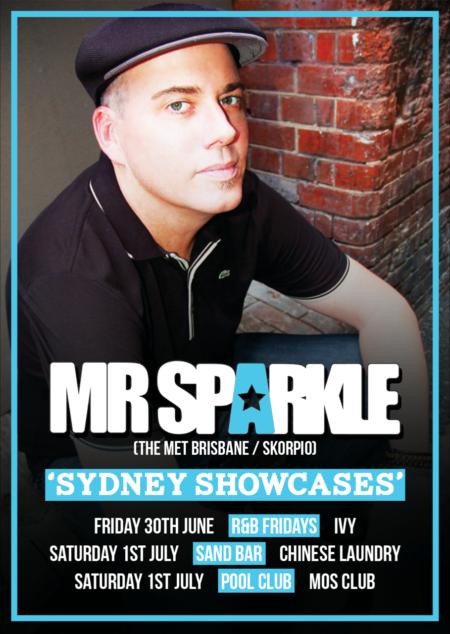 Sydney showcase