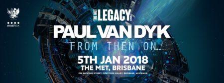 Legacy Series - Paul Van Dyk