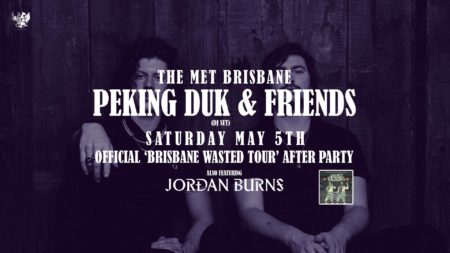 peking duk official wasted tour after party