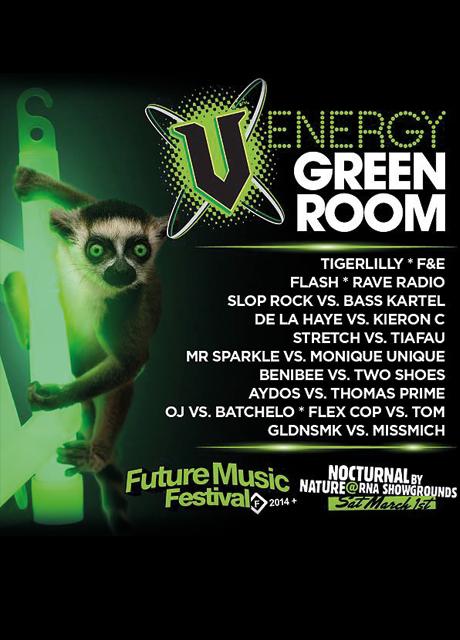 future energy green room