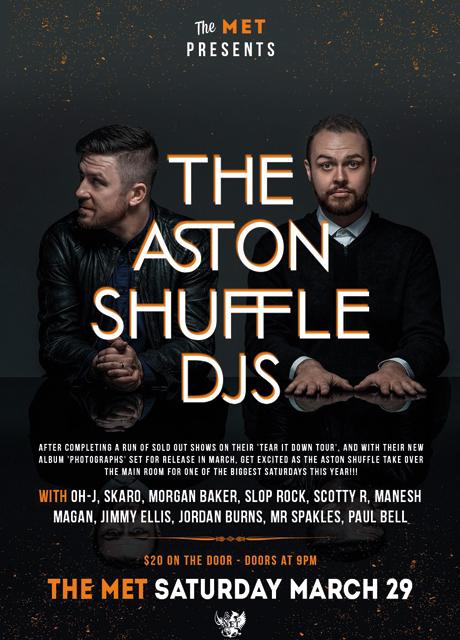 aston shuffle djs 29.03.14