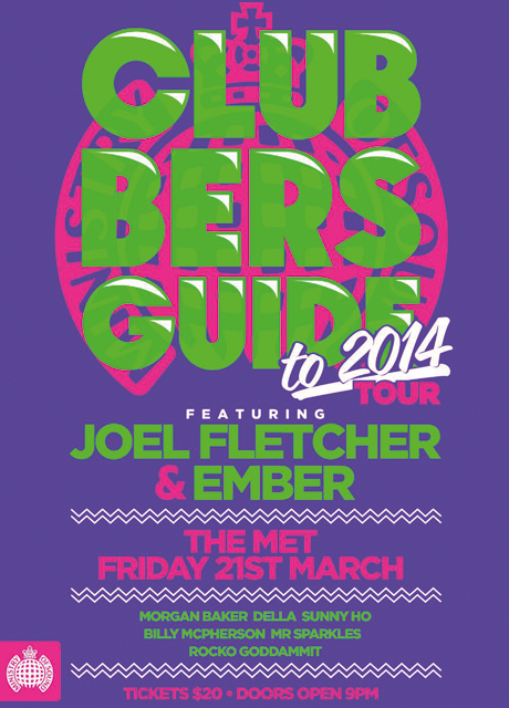 mos clubbers guide 2014
