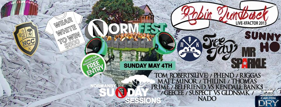 Norman Fest May