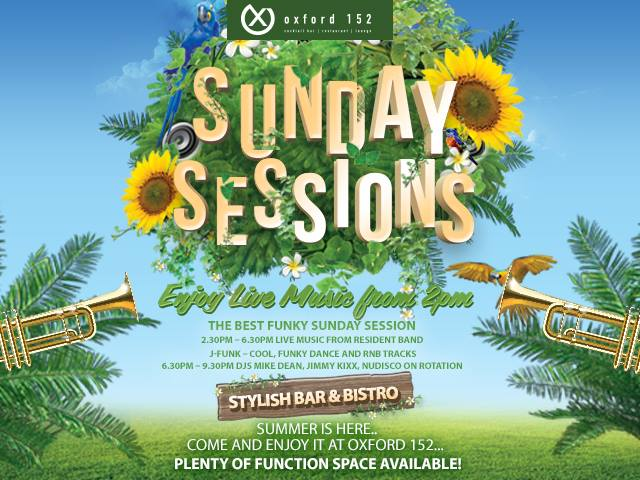 sunday sessions oxford152