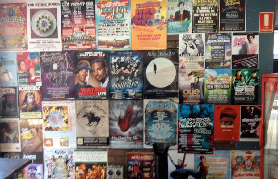 distribution wall