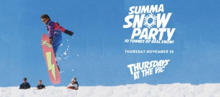 summa snow party