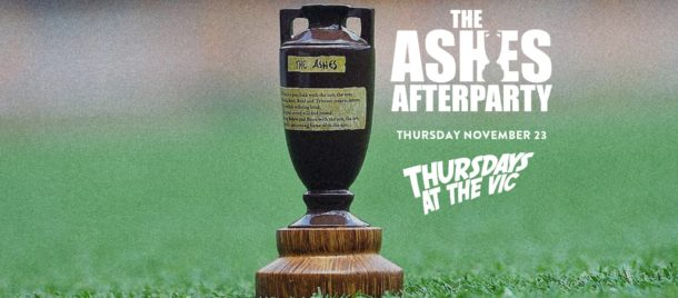 the ashes afterparty