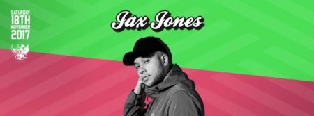 jax jones 18 nov
