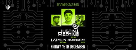 Justin Martin {Dirtybird} Latmun {Relief} Camelphat {Defected}