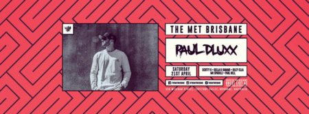paul dluxx the met 21.04.18