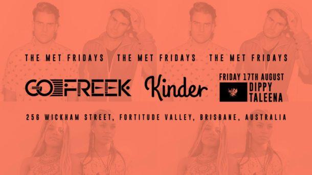 go freek + kinder