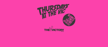 thursdays at the victory