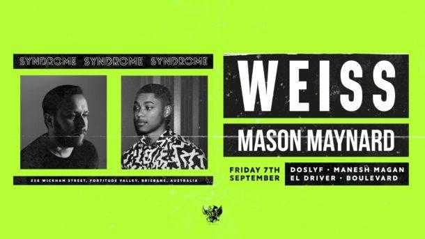 weiss + mason maynard