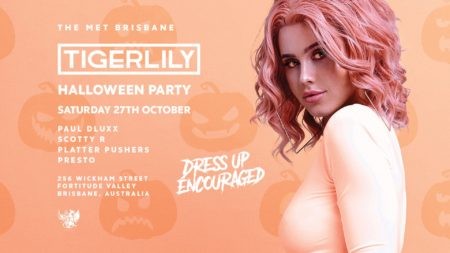 tigerlily halloween party