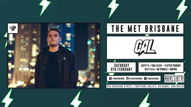 The MET pres CAL