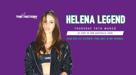 helena legend 28 march