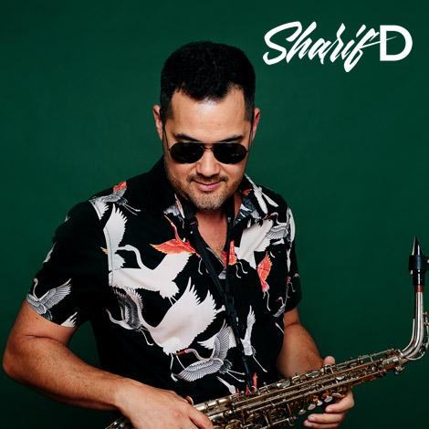 SHARIF D (Sax)