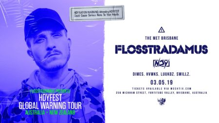Flosstradamus pres. Hdyfest Global Warning Tour