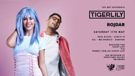 Tigerlily + Rojdar