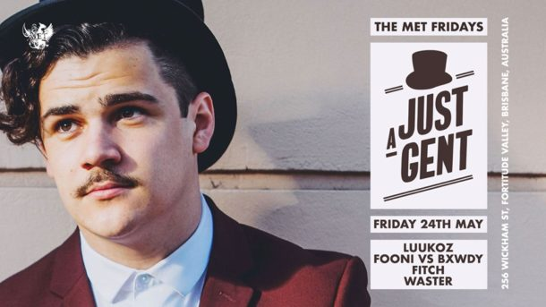 just a gent 24 may