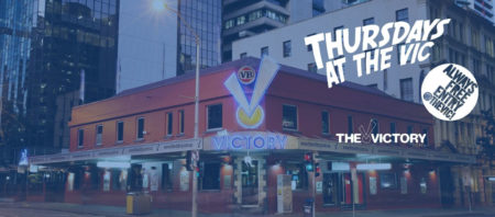 thursdays at the victory hotel