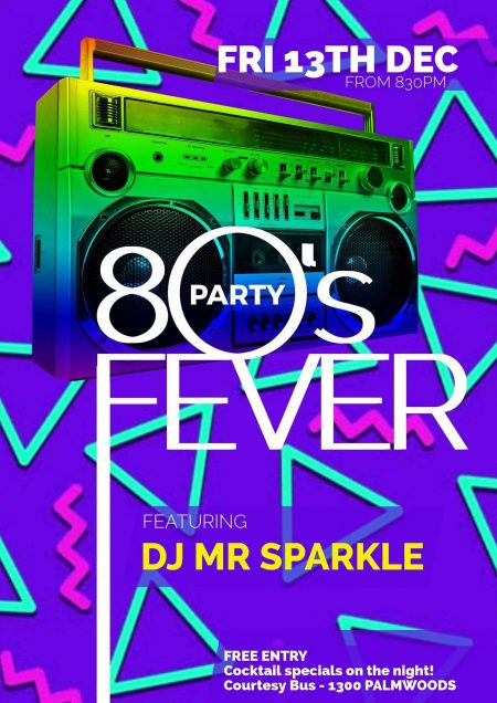 80s Fever Party